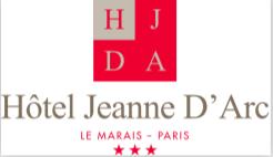 hôtel Jeanne-D'arc 3 rue de Jarente 75004 Paris